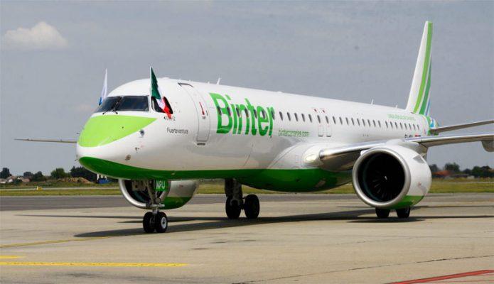 Binter Torino Airport 1