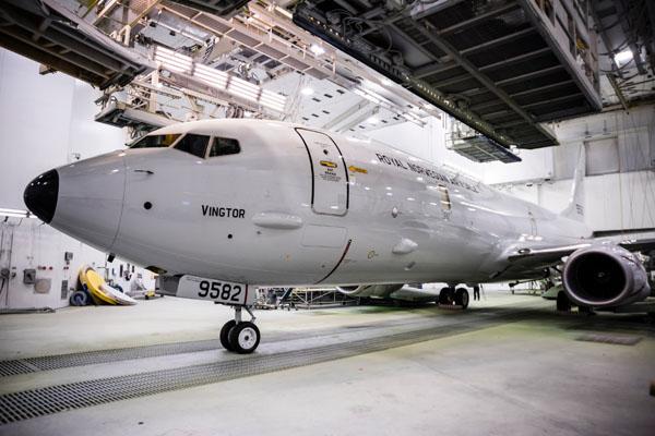 Boeing Poseidon Norway