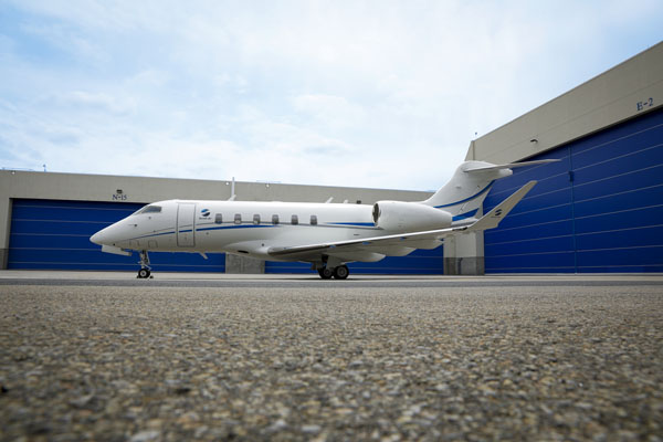 Bombardier Challenger 350 Sundt Air