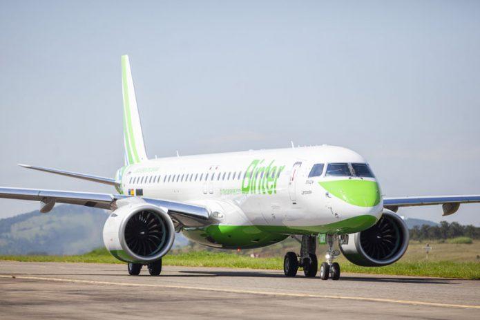 Embraer E195 E2 Binter