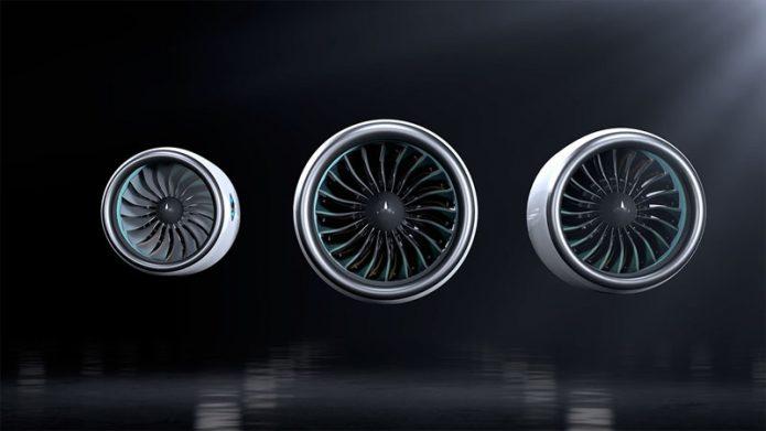 PrattWhitney Geared Turbo fan