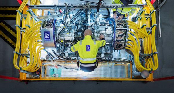 Rolls Royce PGS1 Generator