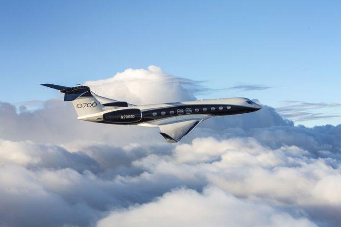 Gulfstream G700 Makes First International Speed Records 20210901
