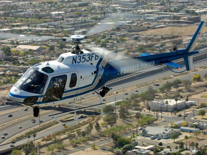 H125 Phoenix Police