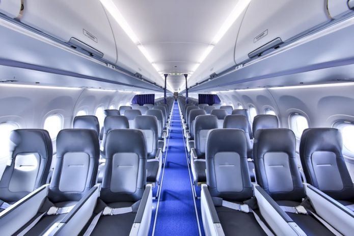 LH Airspace Cabin