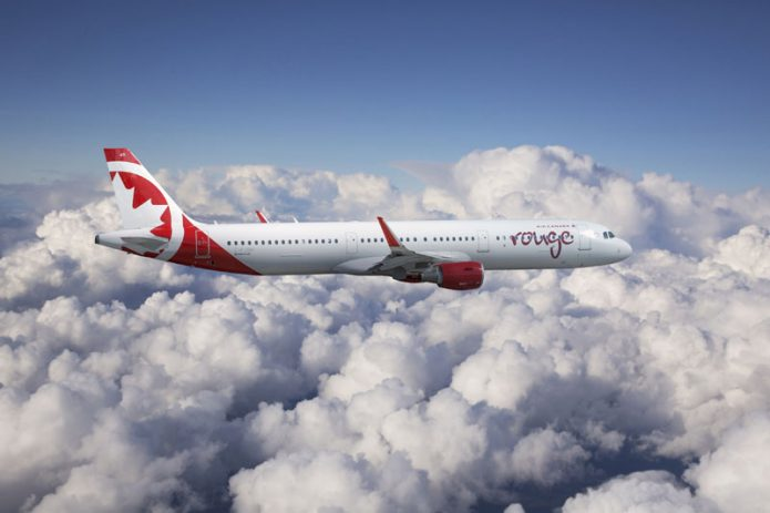Rouge A321