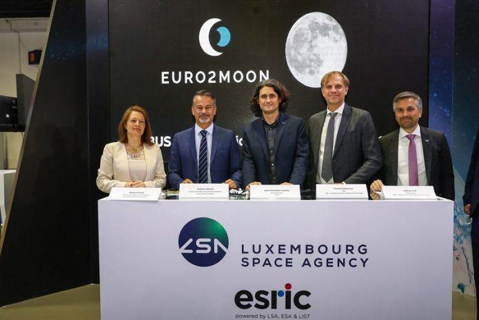 EURO2MOON Signature