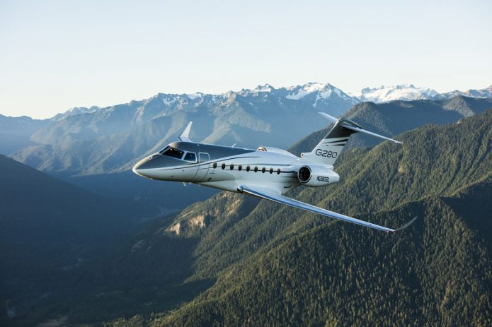 Gulfstream Adds New Features to the G280 202101012